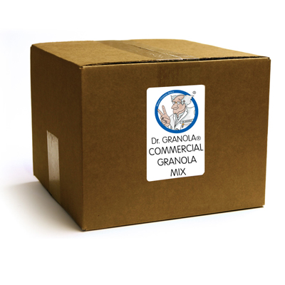 Dr. Granola Commercial Mix Box