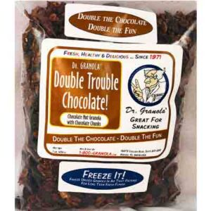 Double Trouble Chocolate