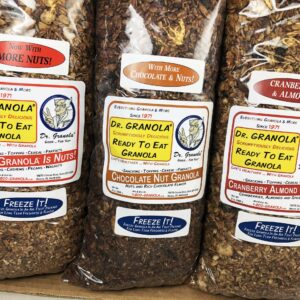 Ready To Eat Granola Gift Sampler