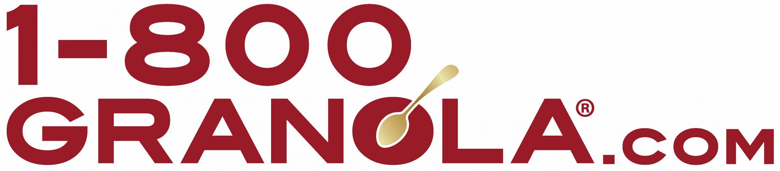 1 800 GRANOLA Logo