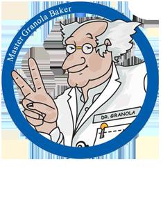 Dr Granola logo