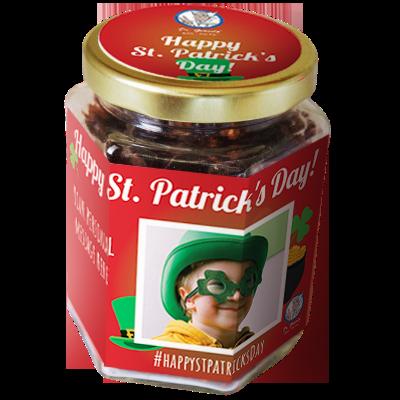 ST. PATRICK'S DAY GRANOLA GIFT JARS